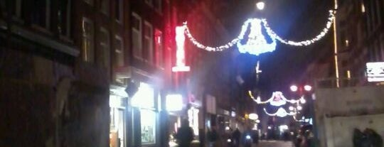 Café 'De Blauwe Druif' is one of Guide to Amsterdam's best spots.