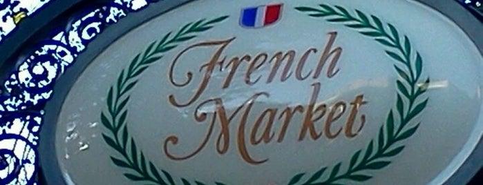 French Market Restaurant is one of Disneyland Fun!!!.