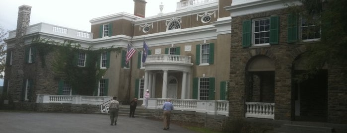 Franklin D. Roosevelt Presidential Library & Museum is one of Things to do in the New Paltz area.