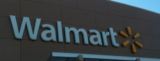 Walmart Supercenter is one of Restaurants in Fayetteville.