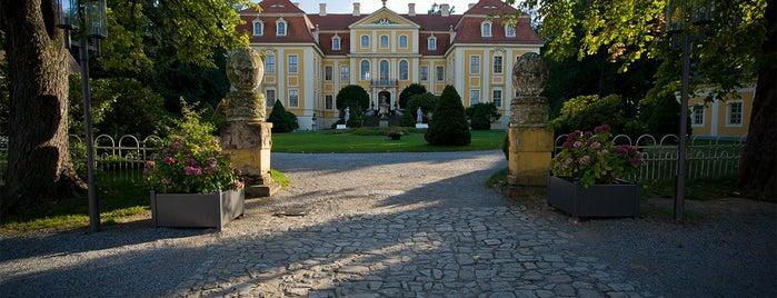 Barockschloss Rammenau is one of Burgen und Schlösser.