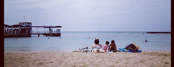 Duke Kahanamoku Beach is one of Favorites, Waikiki.