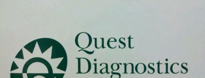 quest diagnostics is one of Nash Life.