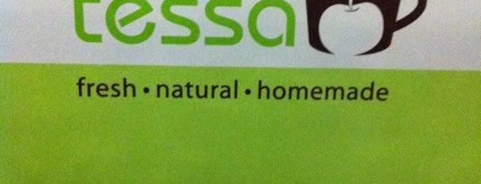 Tessa Homemade Cuisine is one of Enjoy eating ;).