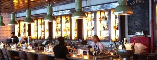 Loewy is one of 20 favorite restaurants.