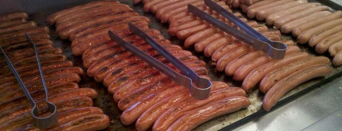 The Windmill Hot Dogs of North Long Branch is one of Dogs in Jersey.