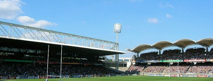 Stade de Gerland is one of Football Stadiums to visit before I die.