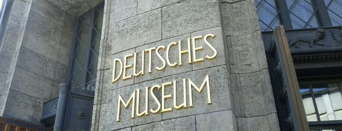 Deutsches Museum is one of Munich And More.
