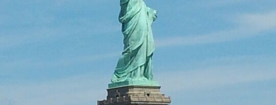 Statue of Liberty is one of NYC I see.