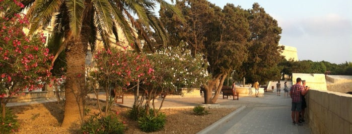 Hastings Gardens is one of Malta Cultural Spots.