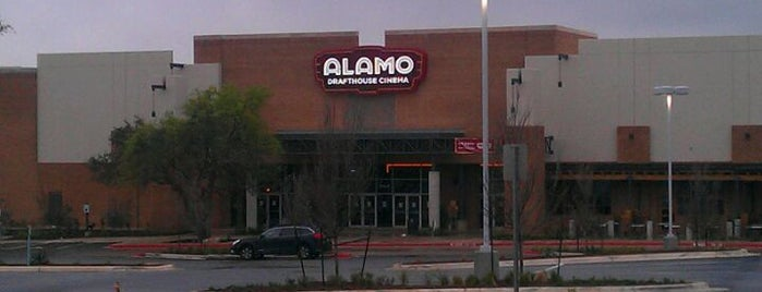 Alamo Drafthouse Cinema – Slaughter Lane is one of SXSW 2012 Film Venues.