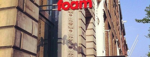 Foam is one of My favorites in Amsterdam.
