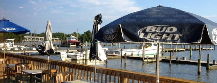 Captain John's Crab Shack is one of Best of the Bay - Crab Houses of Maryland.