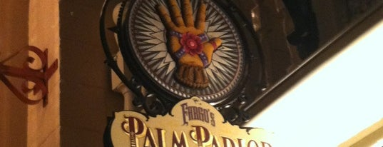 Fargo's Palm Parlor - Porch is one of Disneyland.
