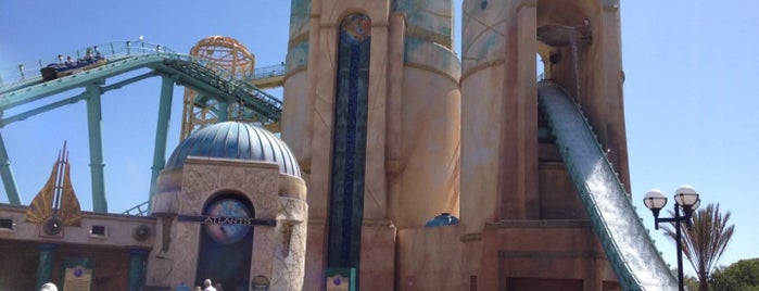 Journey to Atlantis is one of Rides I Done...Rode.