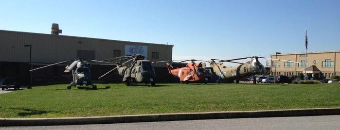 American Helicopter Museum is one of Quirky Attractions in Philadelphia.