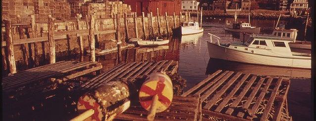 Rockport Harbor is one of Documerica.