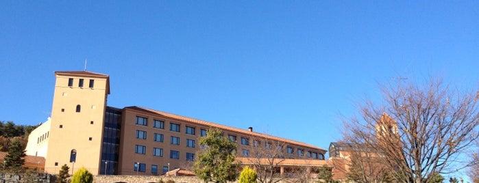フルーツパーク 富士屋ホテル is one of Hotel.