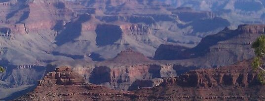 Grand Canyon National Park is one of Visit the National Parks.