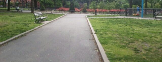 Mullaly Park is one of Best pick up basketball courts in NYC.