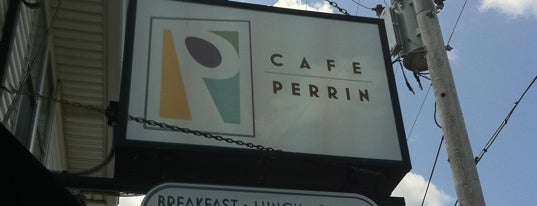 Cafe Perrin is one of Grab a Bite NOW food reviews.