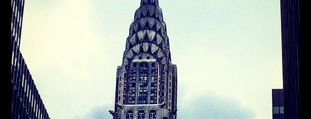 Chrysler Building is one of Modern architecture in nyc.
