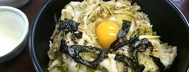 高崎どかスタ is one of テラめし倶楽部 その1.