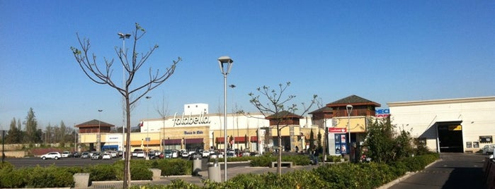 Mall Plaza Sur is one of Shopping en Stgo..