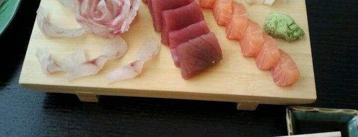 Restaurante Japonés Sakura is one of Ruta de la Tapa Huelva.