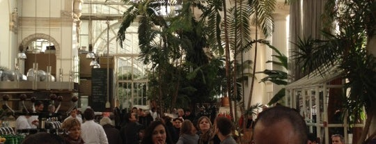 Palmenhaus is one of Dinner.