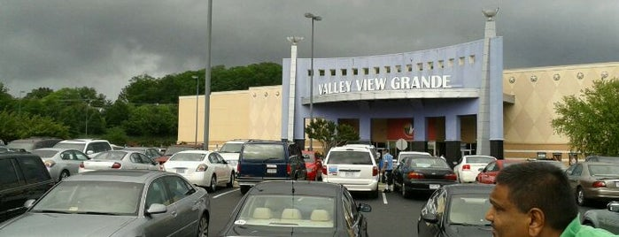 Regal Cinemas Valley View Grande 16 is one of Places to go in Roanoke.