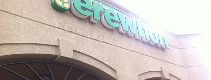 Erewhon Natural Foods Market is one of Holistic Healthcare.