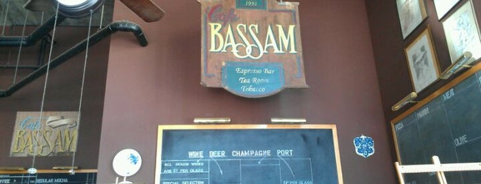 Cafe Bassam is one of Ta-Done.