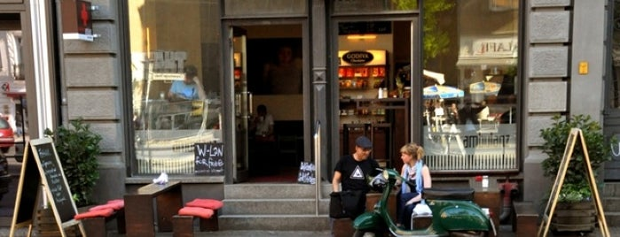 espresso-ambulanz is one of Must-visit Coffee Shops in Berlin.