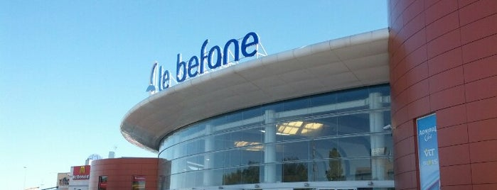 Le Befane Shopping Centre is one of Guide to Rimini's best spots.