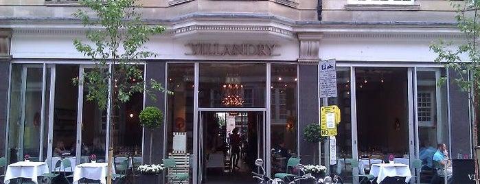 Villandry is one of London Breakfast.