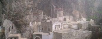 Sümela Manastırı is one of Visit Turkey.