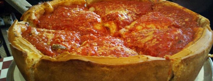 Giordano's is one of Must Visit Restaurants in Chicago.