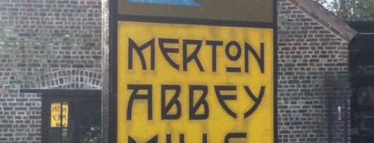 Merton Abbey Mills is one of Wimbledon walk.