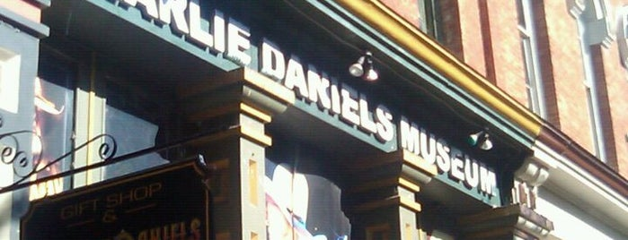Charlie Daniels Museum is one of Nashville.