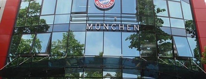 FC Bayern München is one of Munich And More.