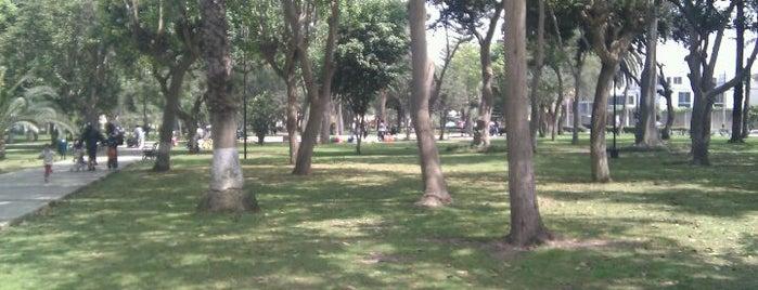 Parque Ramon Castilla is one of Parques.