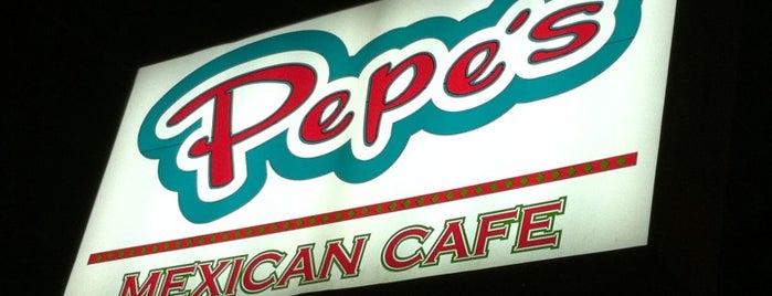 Pepe's Mexican Cafe is one of Must-visit Food in B/CS.