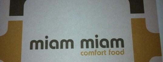 Miam Miam is one of Meus cariocas favoritos.