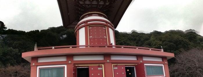 医王山 無量寿院 薬王寺 (第23番札所) is one of 四国八十八ヶ所霊場 88 temples in Shikoku.