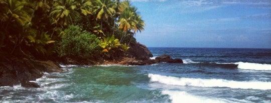 Praia do Havaizinho is one of Cidades - Praias.