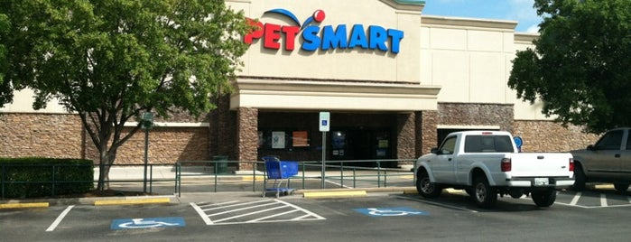PetSmart is one of Love to go.