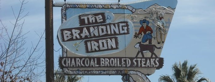 The Branding Iron Restaurant is one of Top 10 favorites places in Merced, CA.