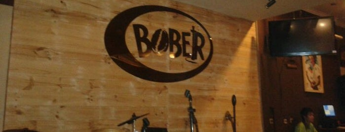 Bober Cafe is one of makan makaaaann.