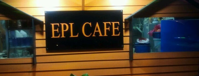 EPL cafe is one of Makan @ KL #1.